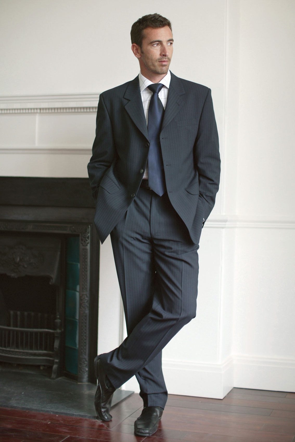 Mens Suits, Mens Jackets, Business suits and shoes.