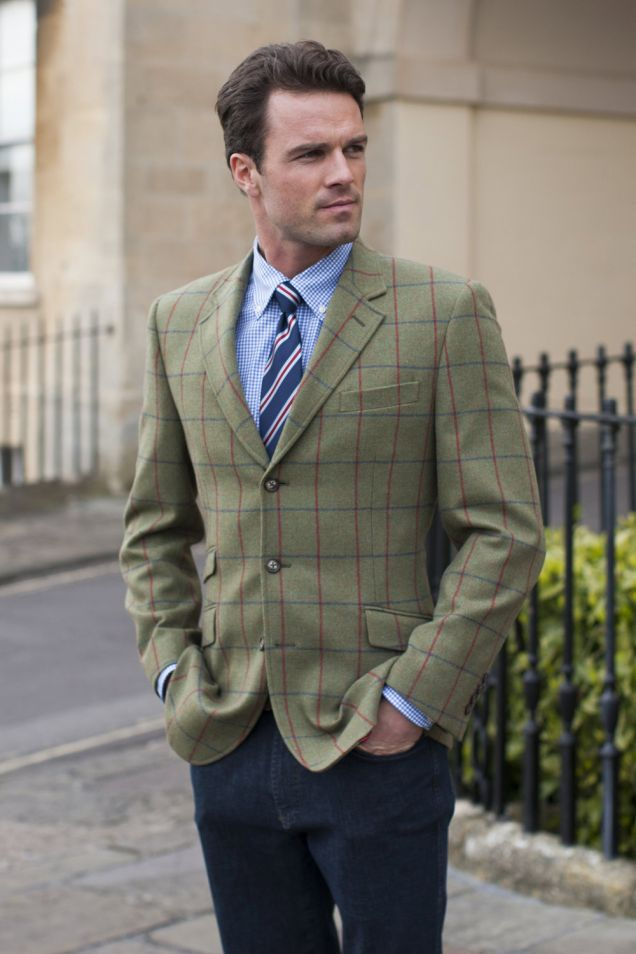 Harrogate Tweed Jacket
