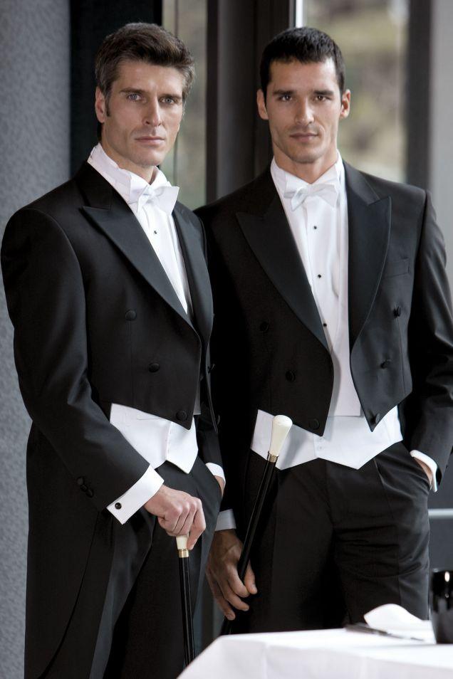 Mens Evening Tail Suit
