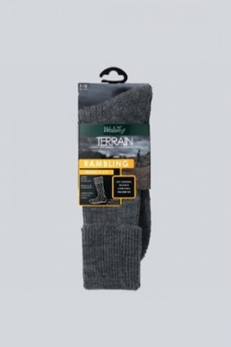Ankle length Rambling socks