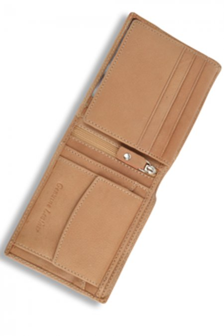 Bi-fold Wallet from Woodlands Leathers