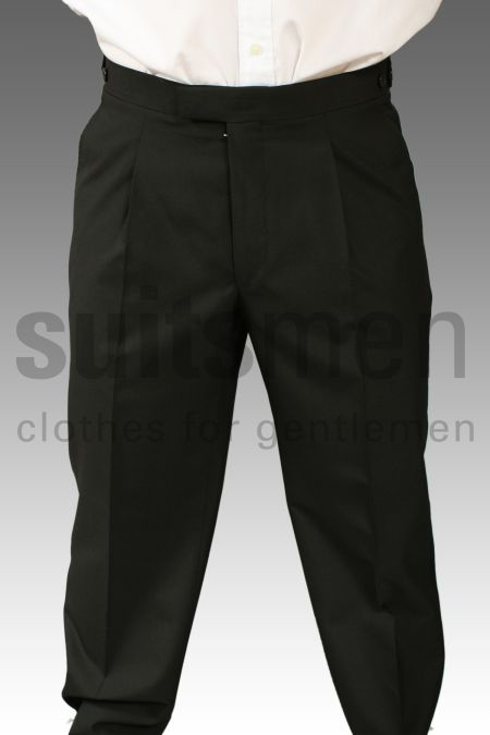 Boys  Pleat Dinner Trousers