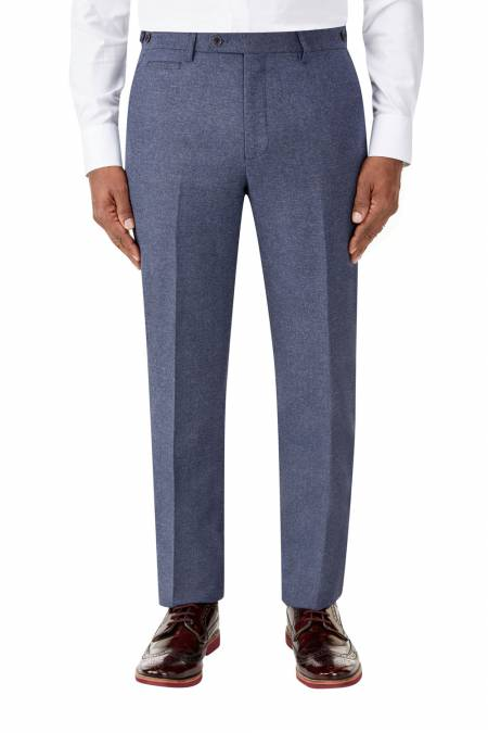 Bremner Tweed Suit Trousers