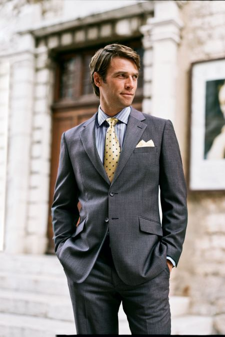 Brook Taverner Dawlish Suit - mens suits for business