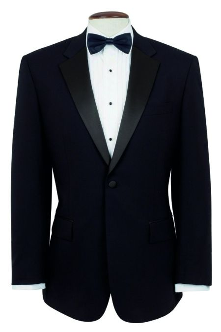 Brook Taverner Dinner Suit - Suits for large men