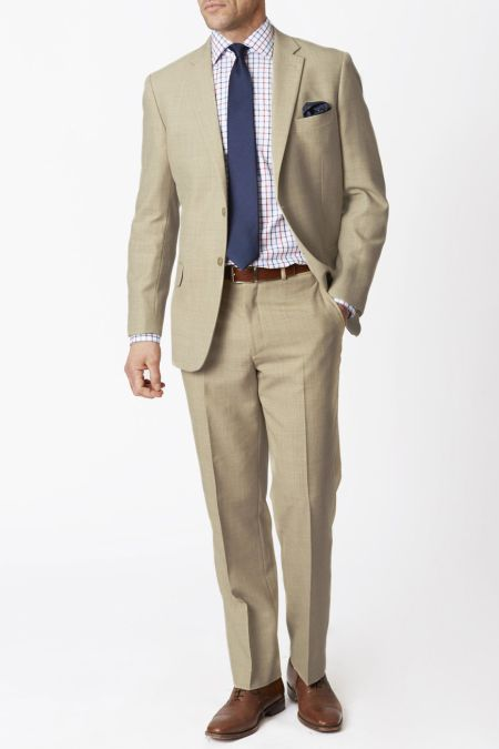 Brook Taverner Esher Suit trousers