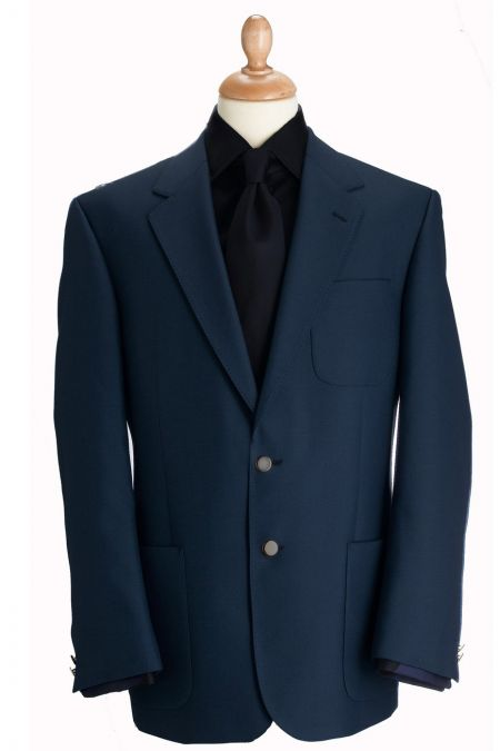 Brook Taverner Patch Pocket Club Blazer