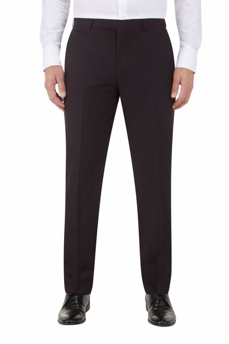 Bruno Dinner Suit Flat Front Slim Fit Trouser