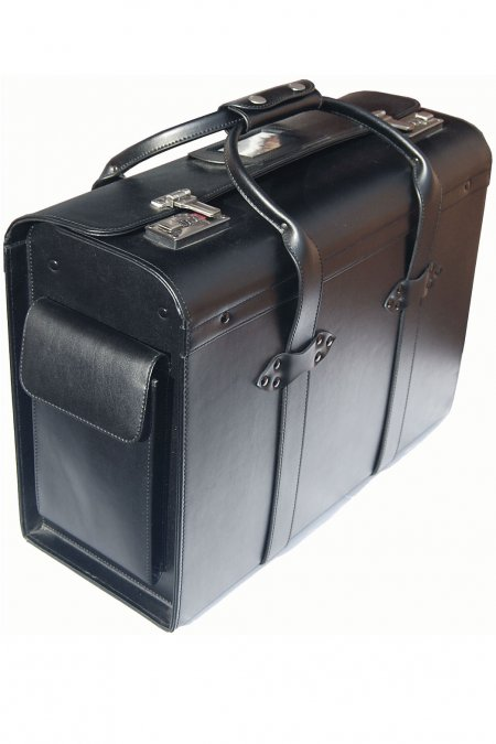 Calf Leather Pilot Case