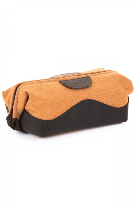Canvas Travel Wash Bag