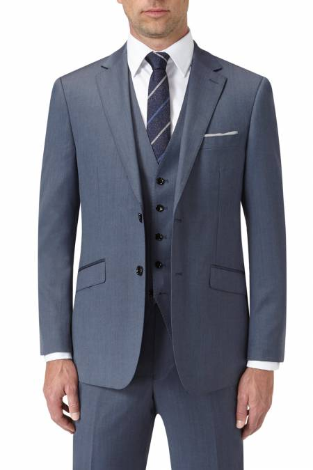 Skopes 100% Wool Chilton Suit