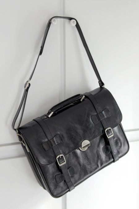 Classic Leather Briefcase
