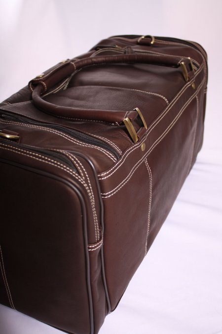 Cortex Leather Travel Bag