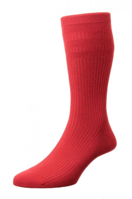 Cotton Softop Socks from HJ Hall