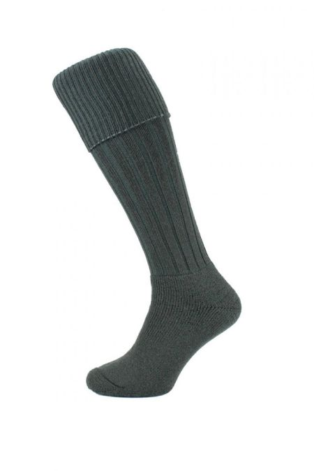 Cushion Foot Shooting Sock