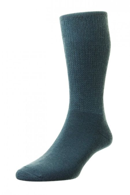 Cushion Sole Soft top Sock