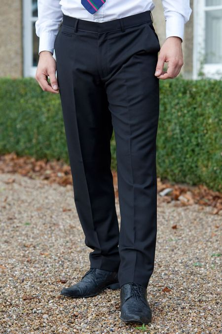 Dermot Straight Leg Fashion Dinner Trousers
