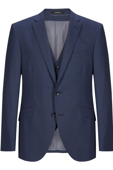 Douglas Romelo Mix & Match 90% Wool Suit