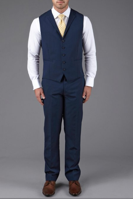 Egan 5 Button Waistcoat by Skopes
