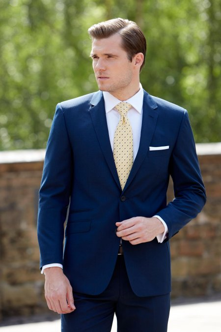 Egan Tailored Suit by Skopes