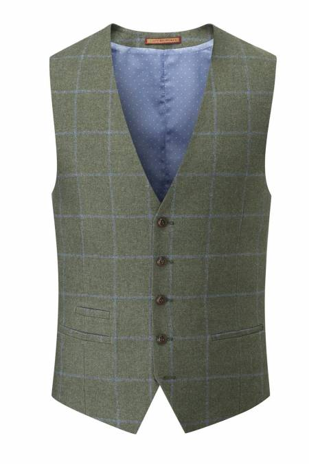 Elgin Single Breasted 5 button fastening Waistcoat