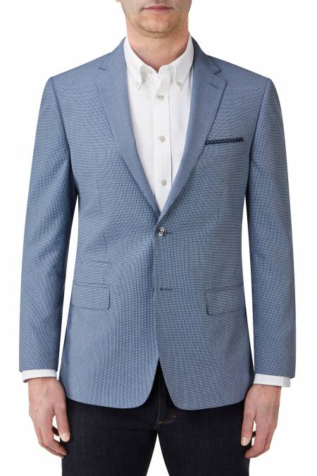 Emerson Tailored fit 2 button Jacket