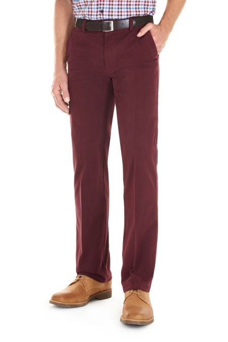 Gurteen Longford Autumn Cotton Chinos