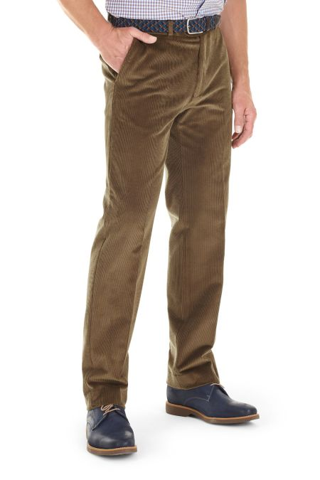 Gurteen Verona Stretch Cord Trousers