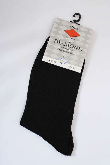 Hand link toe Cotton Mens Sock