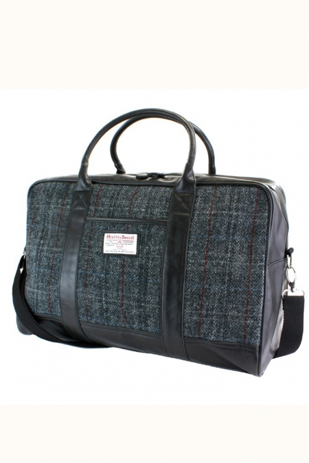 Harris Tweed Holdall / Overnight bag