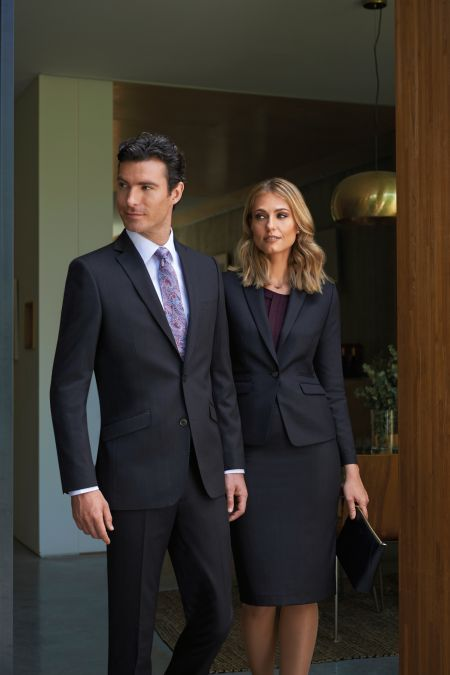 Holbeck Slim Fit Single Breasted Suit