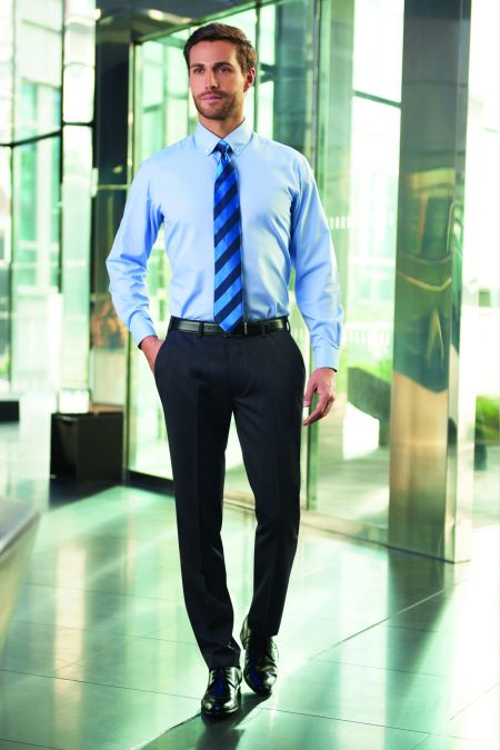 Holbeck Slim Fit Suit Trousers