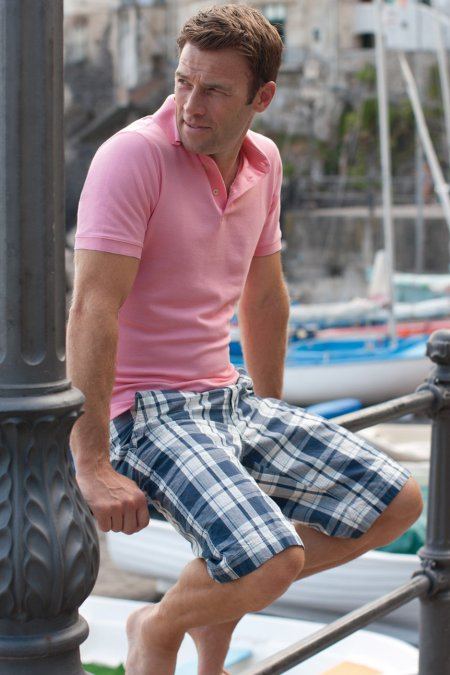 Jay Beach Shorts by Brook Taverner