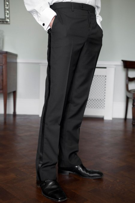 Jean Yves Classic Dinner Suit Trousers