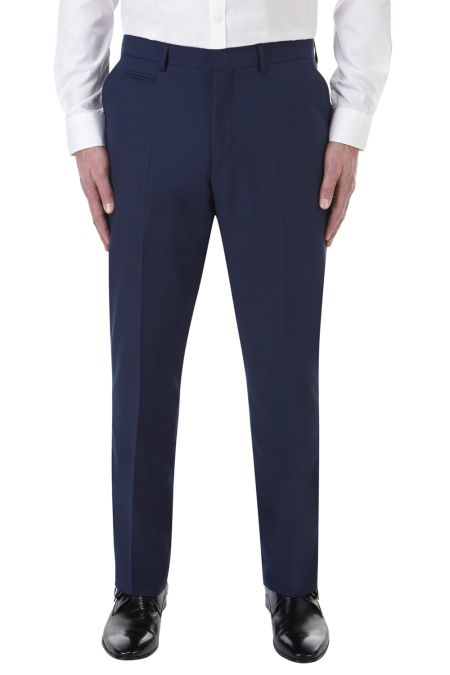Kennedy Tailored Suit trousers Royal Blue