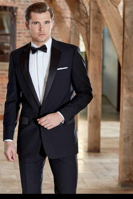 Latimer Tailored Fit Dinner Suit Jacket