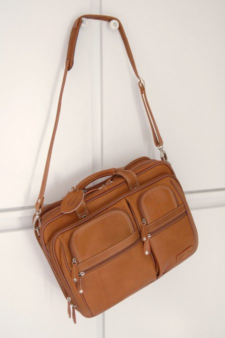 Leather PC bag
