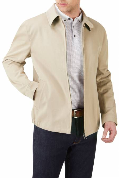 Macready Harrington Short Coat