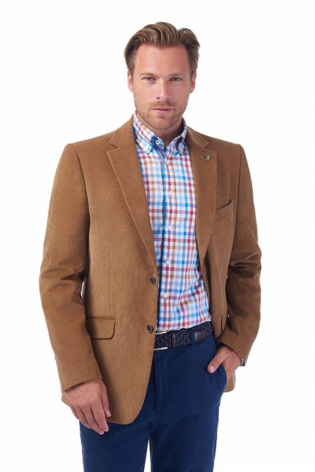 Marlow Needle Cord Jacket in 2 colours