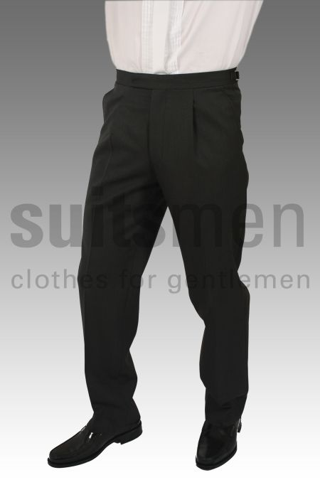 Men's Herringbone morning trousers