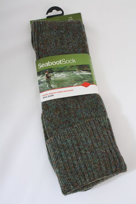 Mens Sea Boot Sock