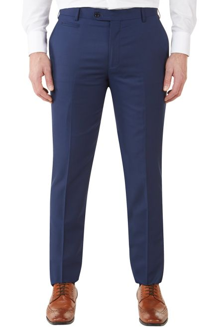 Milan Slim fit suit trousers