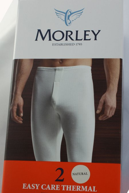 Morley 2 Pack Classic Thermal Underwear