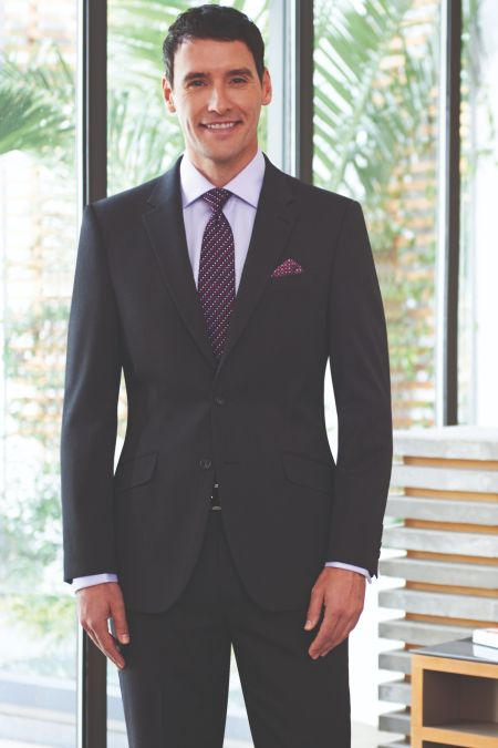 Phoenix Tailored Fit Trousers