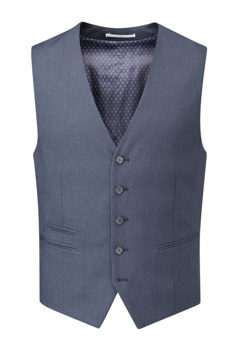 Sharpe Contemporary 5 Button Waistcoat