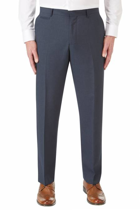 Sharpe Contemporary Slim Fit Suit Trousers