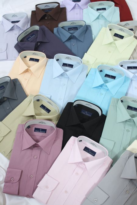 Short Sleeved Summer Shirts