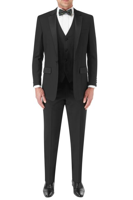 Skopes Latimer Dinner Suit - Plus size mens suits