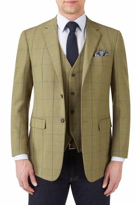 Skopes Mcardle Jacket Corn Check