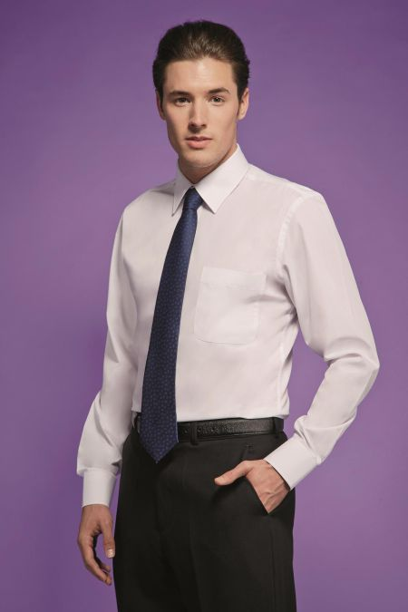 Slim Fit Classic Long Sleeve Shirt by Disley